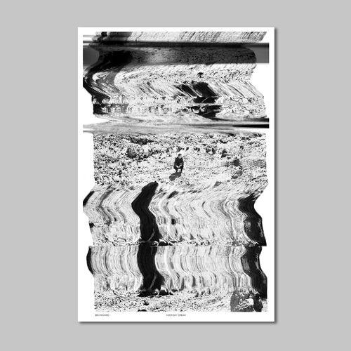 "Ben Howard: Noonday Dream - 12""x18"" Print"