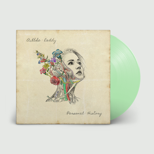 Ailbhe Reddy: Personal History: Signed Springtime Green Vinyl