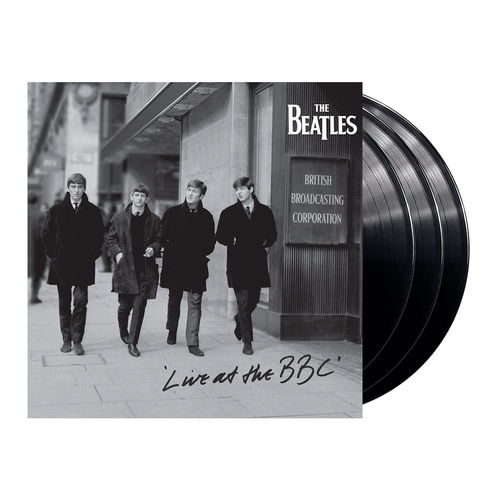 The Beatles: On Air - Live At the BBC: Volume 01 (3LP)
