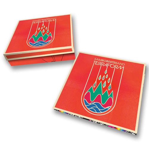 Sam Roberts Band: TerraForm - Limited Edition LP Boxset