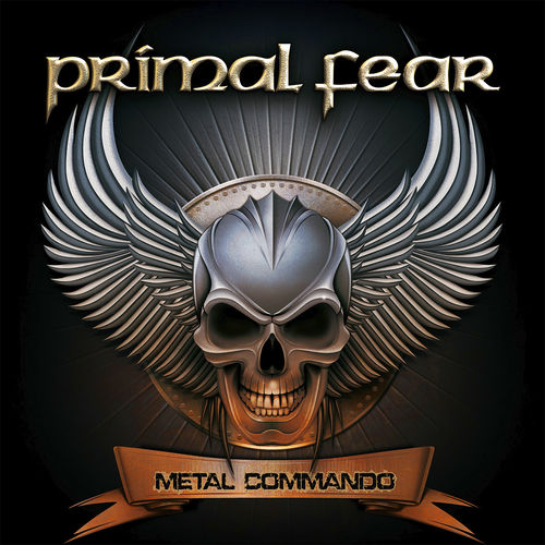 Primal Fear: Metal Commando: CD + Signed Photocard