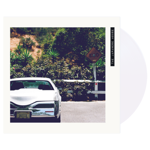 "The Japanese House: Clean 12"" Vinyl EP"