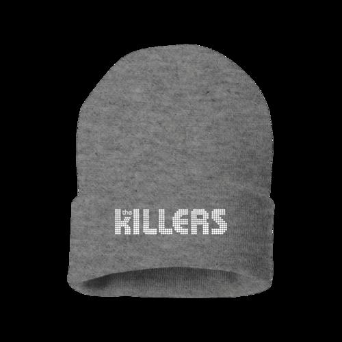 The Killers: LOGO HEATHER BEANIE