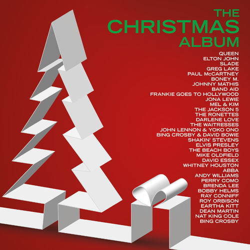Various Artists: THE CHRISTMAS ALBUM