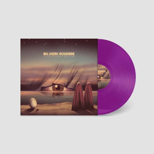 Big Scenic Nowhere: Vision Beyond Horizon: Limited Edition Purple Vinyl
