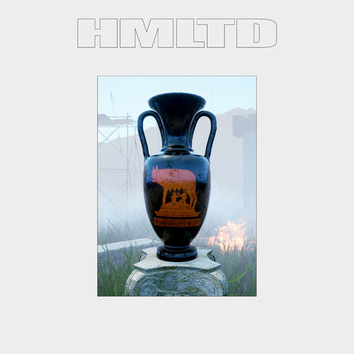 HMLTD: West of Eden: CD + Exclusive Signed Print