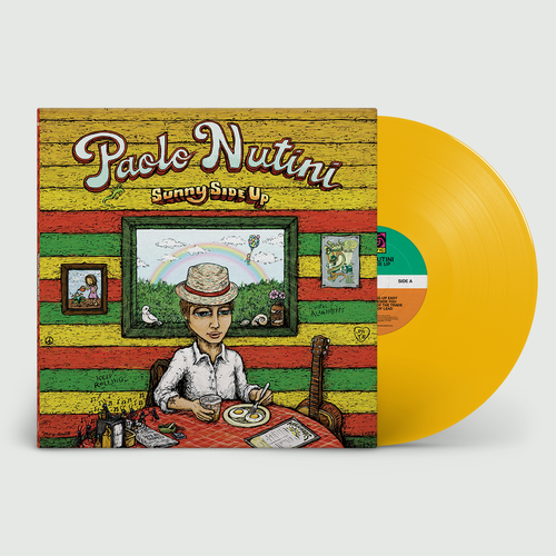 Paolo Nutini: Sunny Side Up: Limited Edition Yellow Vinyl