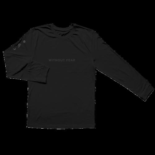 Dermot Kennedy: Wicklow Mountains Longsleeve: Black on Black Edition