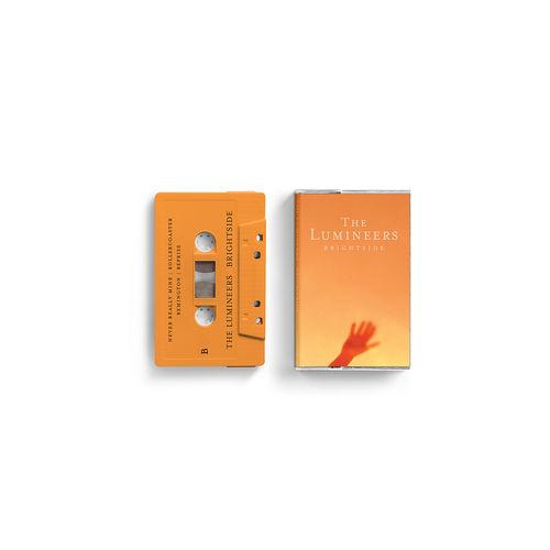 The Lumineers: Brightside Tangerine Signed Cassette