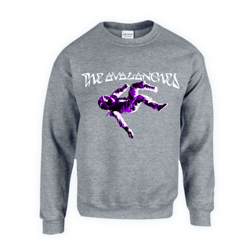 The Avalanches: WE WILL ALWAYS LOVE YOU CREWNECK
