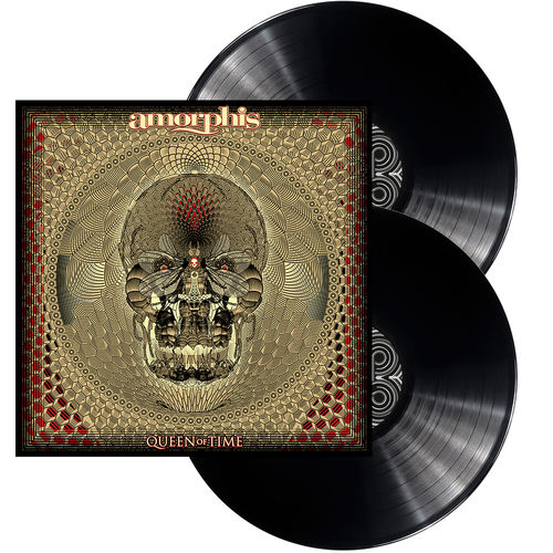 Amorphis: Queen Of Time: Limited Edition Gatefold Double Vinyl + Signed Insert