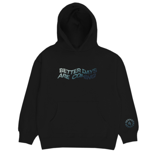 Dermot Kennedy: Better Days Are Coming Black Hoody