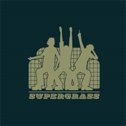 Supergrass: Sofa (Of My Lethagy): Coloured Vinyl