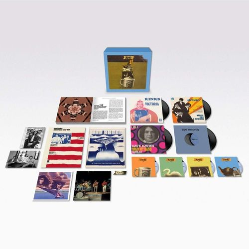 The Kinks: Arthur Or The Decline And Fall Of The British Empire: 50th Anniversary Box Set