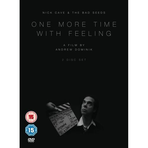 Nick Cave and The Bad Seeds: One More Time With Feeling: Blu-Ray