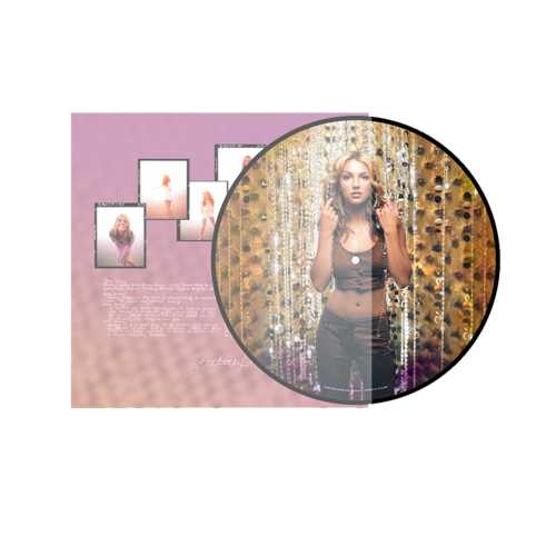 Britney Spears: Oops!... I Did It Again: 20th Anniversary Edition Picture Disc