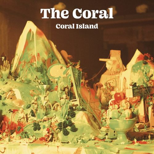 The Coral: Coral Island: Signed CD