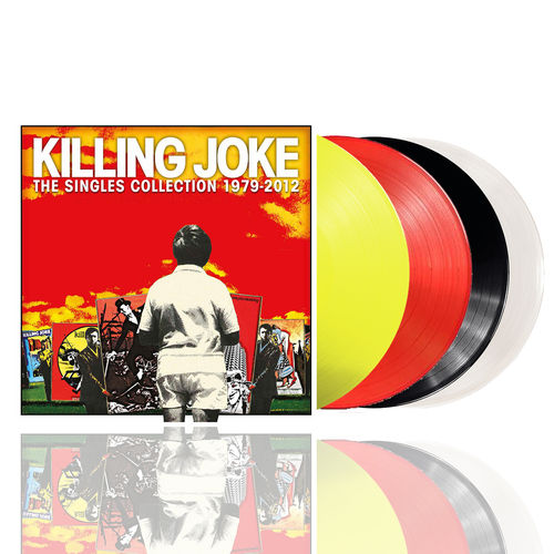 Killing Joke: The Singles Collection: 1979 – 2012 Multi Coloured