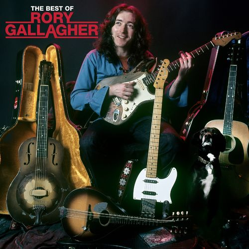 Rory Gallagher: The Best Of: CD