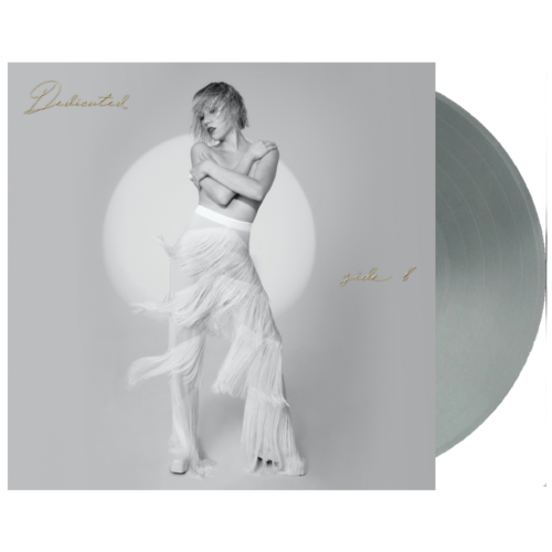 Carly Rae Jepsen.: Dedicated Side B Silver Vinyl - UK Store Exclusive