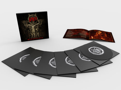 "Slayer: Repentless: Limited Edition 6.66"" Vinyl Box Set"