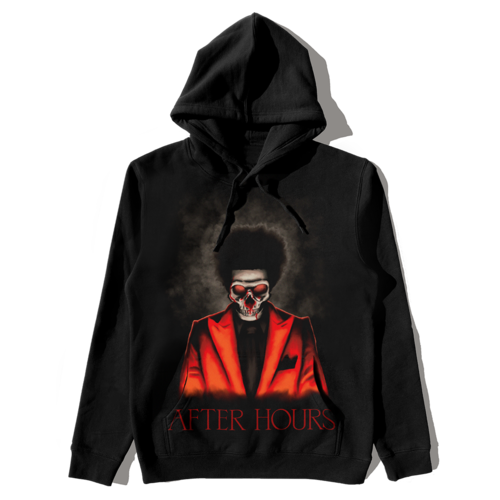 The Weeknd: IN YOUR EYES FLEECE PULLOVER HOOD