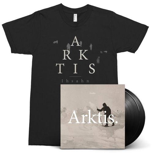 Ihsahn: Arktis Double Vinyl & Tee Bundle