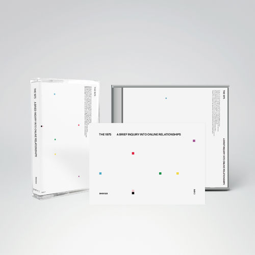 The 1975: A Brief Inquiry Into Online Relationships CD Bundle (Signed)