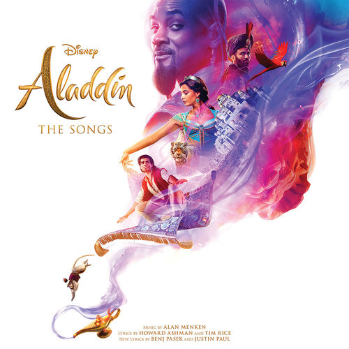 Various Artists: Aladdin: Original Motion Picture Soundtrack