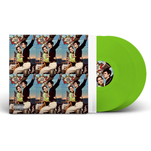 Lana Del Rey: Norman Fucking Rockwell Lime Green Double Vinyl