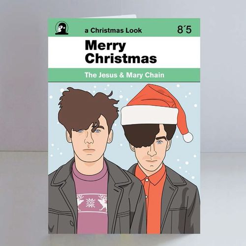 The Jesus & Mary Chain: The Jesus & Mary Chain Christmas Card