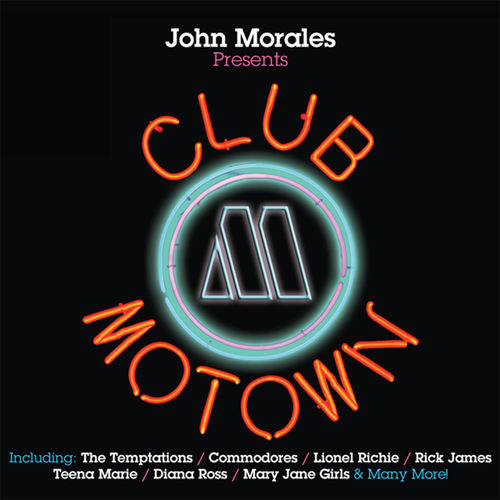 Various Artists: John Morales Presents Club Motown