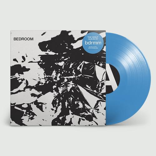 bdrmm: Bedroom: Signed Recordstore Exclusive Blue Monday Vinyl