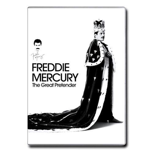 Freddie Mercury The Great Pretender DVD