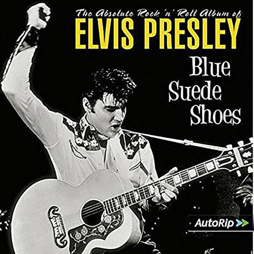Elvis Presley: BLUE SUEDE SHOES