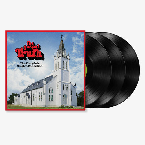 Various Artists: The Gospel Truth: Complete Singles Collection Limited Edition Triple Vinyl Box Set