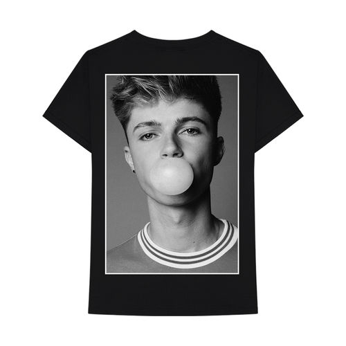HRVY: Blowing Bubbles T-shirt
