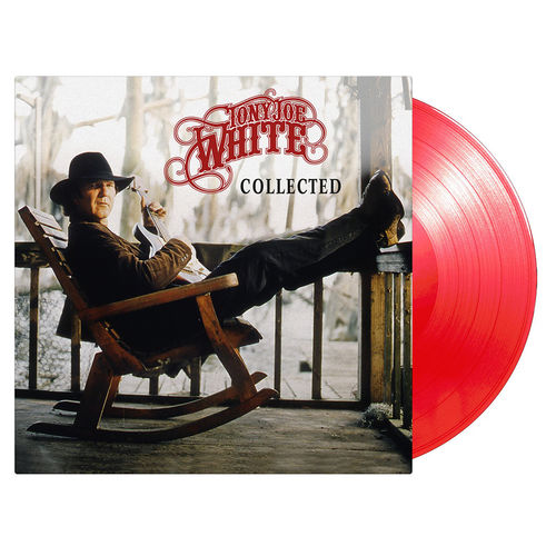 Tony Joe White: Collected: Limited Edition Red Vinyl