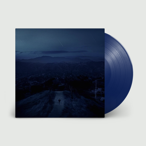 FINNEAS: Blood Harmony: Deluxe Edition Dark Blue Gatefold Vinyl