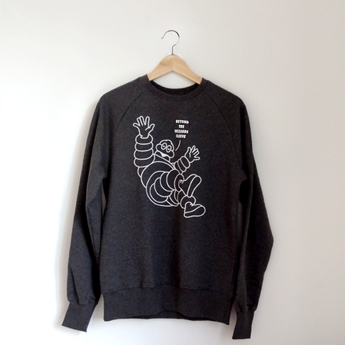 Beyond The Wizards Sleeve: Beyond The Wizards Sleeve 'Bubble Man' Sweatshirt