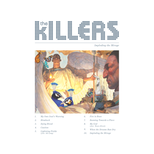 The Killers: ITM Poster