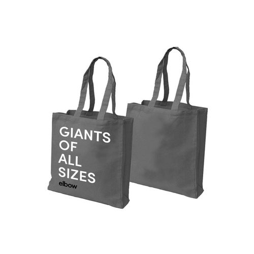 Elbow: G.O.A.S Grey Tote