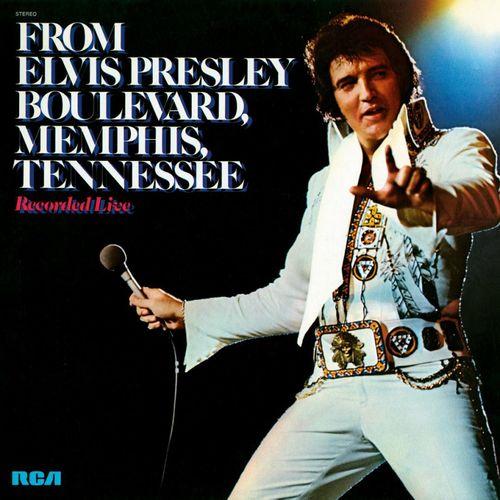 Elvis Presley: From Elvis Presley Boulevard, Memphis, Tennessee LP