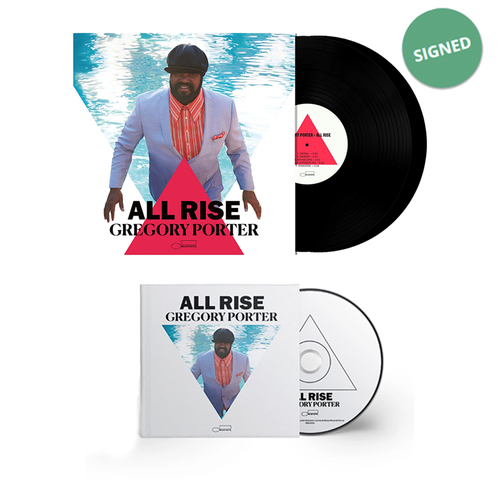 Gregory Porter: ALL RISE Bundle