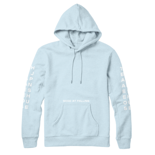 The Japanese House: Blue Good at Falling Hoodie
