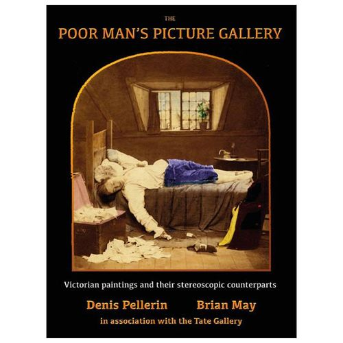 Brian May: The Poor Man's Picture Gallery (Hardback)