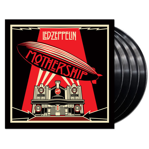 Led Zeppelin: Mothership (4LP)