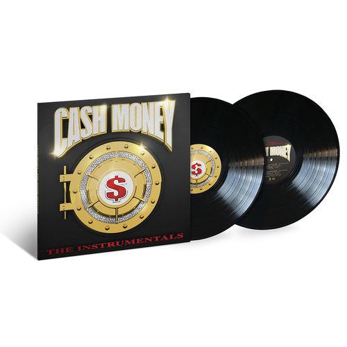 Various Artists: Cash Money Instrumentals