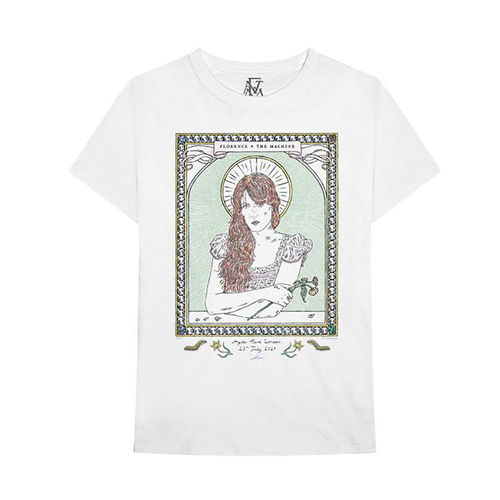 Florence + The Machine: Hyde Park event tee
