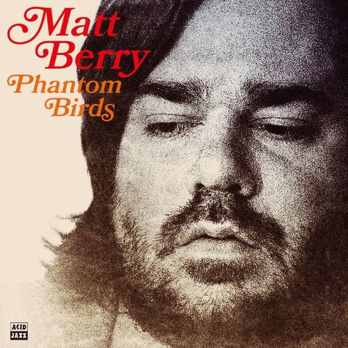 Matt Berry: Phantom Birds: Black Vinyl